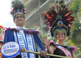 desfile nacional de carnaval 2015