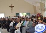 Asistentes a la misa del Espiritu Santo en Villa Mella 2