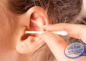 limpiar oidos hisopos