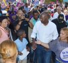 Por: Carlos Rodriguez / DELAZONAORIENTAL.NET. Santo Domingo Este-El diputado candidato a alcalde por el Partido de la Liberación Dominicana (PLD) Alfredo Martinez encabezó ayer un gran mano a mano en […]