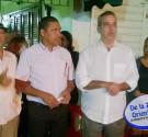 Por: Denny Gómez / DELAZONAORIENTAL.NET Santo Domingo Este-El candidato presidencial del Partido Revolucionario Moderno (PRM) Luis Abinader realizó varias visitas puntuales la noche de este miércoles en el municipio a […]