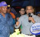 Por: Carlos Rodriguez / DELAZONAORIENTAL.NET Santo Domingo Este-En un concurrido realizado bajo lluvia la noche de ayer en el sector de Katanga, el candidato a diputado del Partido de la […]