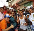 Por: Carlos Rodriguez / DELAZONAORIENTAL.NET Santo Domingo Este-El candidato a alcalde del Partido Revolucionario Moderno (PRM) Domingo Batista y su candidata a vice alcaldesa Katy Baez realizaron un mano a […]