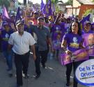 Por: Carlos Rodriguez/ DELAZONAORIENTAL.NET Santo Domingo Este-El diputado y candidato del Partido de la Liberación Dominicana (PLD) en la circunscripción III, Eduardo Hidalgo realizó una gran caminata en las principales […]
