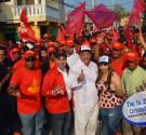 Por: Carlos Rodriguez / DELAZONAORIENTAL.NET Santo Domingo Este-Dirigentes y simpatizantes del Partido Reformista Social Cristiano (PRSC) encabezaron un gran mano a mano en el sector de Maquiteria, Villa Duarte en […]