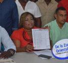 REDACCIÓN DELAZONAORIENTAL.NET  Santo Domingo Norte.- Lucrecia Leyba, candidata a la Alcaldía del Partido Revolucionario Moderno (PRM), en el Distrito Municipal de La Victoria pidió a las autoridades de la […]