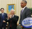 REDACCIÓN DELAZONAORIENTAL.NET El presidente de Estados Unidos, Barack Obama, empezó el sábado un viaje a Vietnam y Japón que incluirá la primera visita de un mandatario estadounidense a Hiroshima, lugar […]