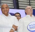 REDACCIÓN DELAZONAORIENTAL.NET San Luis-El ex presidente de la república Hipolito Mejia Dominguez, lider del Partido Revolucionario Moderno (PRM) y el candidato a alcalde de Santo Domingo Este, Domingo Batista se […]