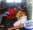 Por: Denny Gómez / DELAZONAORIENTAL.NET Santo Domingo Este-La Falta de energía eléctrica en algunos centros educativos, utilizados por la Junta Central Electoral para realizar su segunda prueba de trasmisión con […]