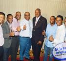 Por: Carlos Rodriguez / DELAZONAORIENTAL.NET Santo Domingo Este-Los Principales dirigentes del la Juventud Revolucionaria Dominicana (JRD) realizaron este martes una rueda de prensa donde anunciaron su respaldo al candidato a […]