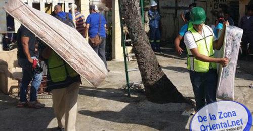 Por: Carlos Rodriguez / DELAZONAORIENTALNET Santo Domingo Este-El tan esperado momento ha llegado al sector de la Barquita ya que la mañana de hoy ha iniciado el proceso de mudanza […]