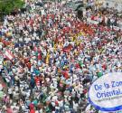 REDACCIÓN DELAZONAORIENTAL.NET Santo Domingo Este-La Dirección provincial y municipal del Partido Revolucionario Moderno (PRM) realizaron un contundente acto de demostración de fuerza este domingo en la explanada ubicada en la […]