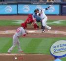 REDACCIÓN DELAZONAORIENTAL.NET NUEVA YORK – Carlos Beltrán se ha dedicado a refundir los récords de béisbol esta temporada y el martes no fue la excepción. Con un jonrón en el […]
