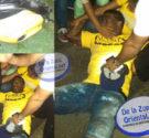 REDACCION DELAZONAORIENTAL.NET Santo Domingo Este-El artista urbano Crazy Design, sufrió anoche un aparatoso accidente de tránsito mientras se desplazaba en en una motora por la Autopista Coronel Francisco Fernandez Dominguez, […]