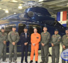 REDACCIÓN DELAZONAORIENTAL.NET San Isidro-La Comandancia General de la Fuerza Aérea de República Dominicana (FARD) auspició la formación de pilotos en vuelo de Helicópteros EC-155 de la Compañía Air Bus Helicopters, […]