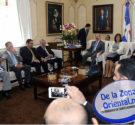 REDACCIÓN DELAZONAORIENTAL.NET El presidente Danilo Medina sostuvo una reunión de alto nivel con el equipo interdisciplinario que elaboró el Programa República Digital, quienes le presentaron el plan de ejecución de […]