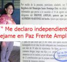 Por: Denny Gómez / DELAZONAORIENTAL.NET Santo Domingo Este-La regidora por el Frente Amplio Milagros Segura quien supuestamente habría sido secuestrada el pasado 16 de agosto para impedir que esta participara […]