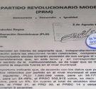 REDACCION DELAZONAORIENTAL.NET Santo Domingo Este-Mucho se ha especulado sobre la comunicación enviada el pasado dos de agosto por el Partido Revolucionario Moderno (PRM) al PRD aquí en exclusiva revelamos su […]