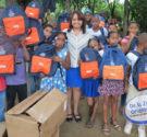 REDACCIÓN DELAZONAORIENTAL.NET Los niños de la Fundación Carita de Dios Niños Felices, de la comunidad Mata de Palma de Guerra entregó útiles escolares de parte del Despacho de la Primera […]