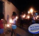 REDACCIÓN DELAZONAORIENTAL.NET  San Antonio de Guerra-jóvenes deportista protestaron con velas encendidas este fin de semana frente a la Iglesia Católica en reclamo de la continuidad de los trabajos en […]