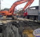 REDACCIÓN DELAZONAORIENTAL.NET Santo Domingo Norte-El Ministerio de Obras Publica inició los trabajos de reparación de los aproches del puente sobre el rio Yaguasa en los Guericanos, Santo Domingo Norte, a […]