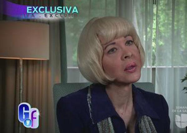 Murió Cachita, la celebridad transgénero de 'El Gordo y la Flaca'