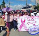 """REDACCIÓN DELAZONAORIENTAL.NET D.M. San Luis.- La vice sindica de la Junta Municipal San Luis Santa Fontanillas encabezó una caminata en prevención del cáncer denominada """"Yo doy un paso por ti"""", […]"""