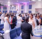 REDACCIÓN DELAZONAORIENTAL.NET Como cada fin de año, la Iglesia Monte de Dios realizó su acostumbrada boda colectiva, donde en esta ocasión, 61 parejas consagraron sus matrimonios delante de la presencia […]