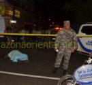 REDACCIÓN DELAZONAORIENTAL.NET Por Jorge Casado texto y fotos Santo Domingo.- En un hecho no esclarecido por la Policía Nacional, fue muerto de varios disparos la noche de este miércoles, en […]