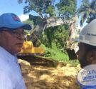 REDACCIÓN DELAZONAORIENTAL.NET La Corporación del Acueducto y Alcantarillado de Santo Domingo (CAASD) inició ayer los trabajos de saneamiento de la cañada Los Platanitos en el sector Los Guaricanos de Santo […]