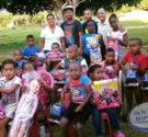 REDACCIÓN DELAZONAORIENTAL.NET Guerra-El diputado y dirigente Peledeista Francisco Lizardo realizó una entrega de juguetes a niños de escasos recursos con motivo del Día de Reyes en la comunidad El Peje […]