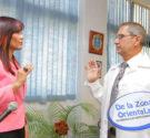 REDACCIÓN DELAZONAORIENTAL.NET La directora del Servicio Regional de Salud Metropolitano (SRSM), doctora Mirna Font-Frías, se trasladó a cada uno de los centros de salud del Gran Santo Domingo para dejar […]