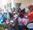 REDACCIÓN DELAZONAORIENTAL.NET Santo Domingo Este-La regidora del Partido de la Liberación Dominicana (PLD) en la circunscripción III, Grey Almanzar hizo entrega de juguetes en el día de hoy a niños […]