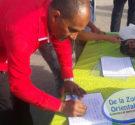 REDACCIÓN DELAZONAORIENTAL.NET SAnto Domingo ESte-Abel E. Matos, Vicepresidente de la Junta de Vecinos San Lorenzo Martir, del sector Los Mina Viejo, firma el libro verde contra la corrupcion y la […]