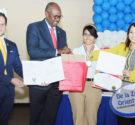 REDACCION DELAZONAORIENTAL.NET Santo Domingo.-La oficina legislativa de la diputada Karen Ricardo en conjunto con la Fundación Fiel galardonaron a 200 jóvenes sobresalientes en el renglón académico de 19 centros educativos […]