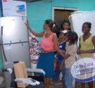 REDACCION DELAZONAORIENTAL.NET Santo Domingo.- El Gobierno a través del Plan de Asistencia Social de la Presidencia, acudió en auxilio de una familia Benítez Correa compuesta por 11 hijos que viven […]