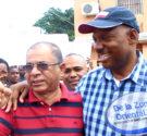Por: Carlos Rodriguez / DELAZONAORIENTAL.NET Santo Domingo Este-El alcalde Alfredo Martínez realizó este sábado un recorrido de supervisión por las obras que realiza la alcaldía en el municipio, uno de […]