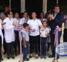 REDACCIÓN DELAZONAORIENTAL.NET El Comandante General de la Fuerza Aérea de República Dominicana Mayor General Piloto, Luis Napoleón Payán Díaz, FARD, junto a la Presidenta del Comité de Esposas de Oficiales […]