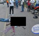 REDACCIÓN DELAZONAORIENTAL.NET Guerra-Un joven de 23 años de edad murió hoy tras ser atropellado por un autobús de pasajeros que se dirigía a Bayaguana. El joven, quien transitaba en […]