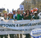 REDACCIÓN DELAZONAORIENTAL.NET New York= Considerada como una marcha histórica por ser la primera vez que se realiza una marcha en defensa de los inmigrantes en Washington Heights. Millares de personas […]