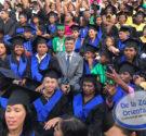 REDACCIÓN DELAZONAORIENTAL.NET El alcalde Francisco Peña a través de la Dirección de Bienestar Social y su departamento de Escuelas Laborales graduó hoy aproximadamente 500 nuevos técnicos en áreas de Estilismo, […]