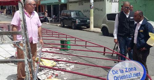 REDACCIÓNDELAZONAORIENTAL.NET   Con la intención de recuperar los espacios de la ciudad ocupados de manera irregular y permitir el libre tránsito vehicular y peatonal, la alcaldía Santo Domingo Este […]