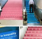 """REDACCIÓN DELAZONAORIENTAL.NET El director creativo y diseñador gráfico japonésKazunori Shiinaes el creador de la campañaPaso de la desigualdadque busca reflejar que """"el camino a la cima no es el mismo […]"""