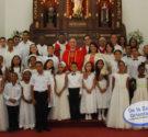 REDACCIÓN DELAZONAORIENTAL.NET En una emotiva ceremonia religiosa más de 40 niños, hijos de miembros de la institución, recibieron el sacramento de la Confirmación con el apadrinamiento del Comité de Esposas […]
