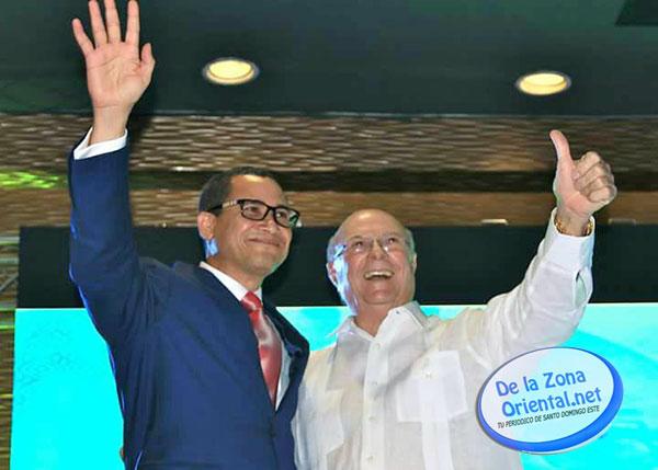 Eddy Olivares Asegura Hipolito Mejia Le Ganará Mucho A