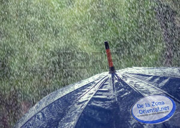 ONAMET pronostica aguaceros causados por onda tropical