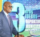 REDACCIÓN DELAZONAORIENTAL.NET SANTO DOMINGO ESTE. El alcalde de Santo Domingo Este, Alfredo Martínez anuncio este miércoles la celebración de los Terceros Juegos Deportivos Municipales en esa demarcación, a celebrarse del […]