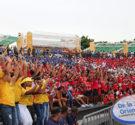REDACCIÓN DELAZONAORIENTAL.NET SANTO DOMINGO ESTE. En una ceremonia cargada de entusiasmo fueron inaugurados este jueves los Terceros Juegos Municipales Santo Domingo Este 2017, que en esta ocasión están dedicados al […]