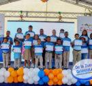 REDACCIÓN DELAZONAORIENTAL.NET Guerra, República Dominicana.En el marco de su programa de escuelas apadrinadas, Educando, la empresa GILDAN reconoció y premió a más de 150 estudiantes de educación primaria que se […]
