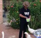 """REDACCIÓN DELAZONAORIENTAL.NET """"Ya me está llegando la edad del retiro"""", expresó el destacado merengueroSergio Vargas,al colgar un vídeo en su cuenta de Instagramen el que se le aprecia alimentando relajadamente […]"""